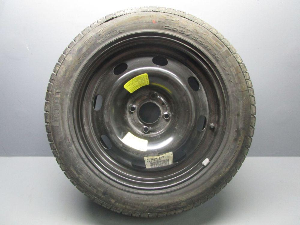 peugeot 307 cc roue compl te roue de secours jante en acier pneu de rechange ebay. Black Bedroom Furniture Sets. Home Design Ideas