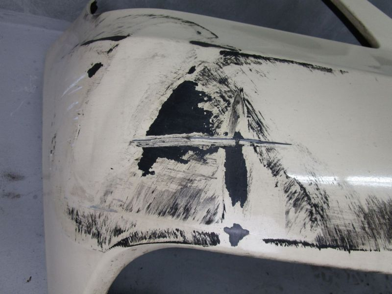 05.02-06.06 Classic Elegance WHR Pare choc avant mercedes classe E w211 Bj